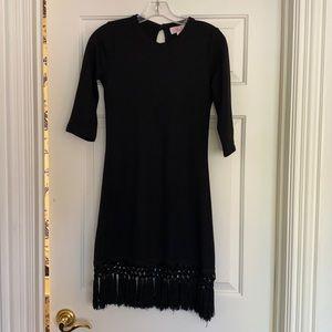 Vintage AKA black dress